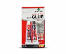 ZOLLEX Acrylic glue clear