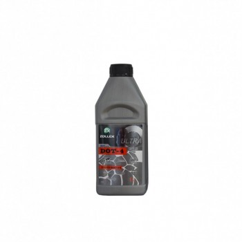 ZOLLEX Brake fluid DOT-4